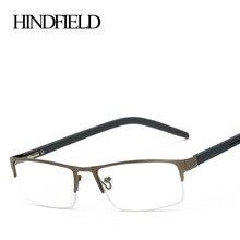 HINDFIELD 2016 Alloy reading glasses Women Men Prescription lenses +100,+200,+300,+400 .CJ55