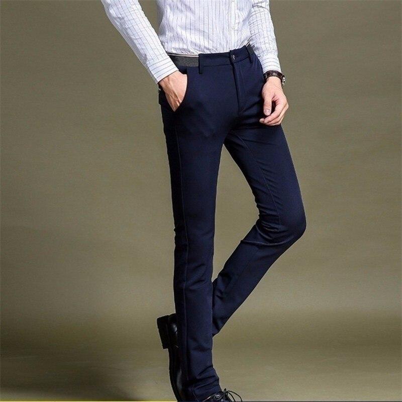 b8d6b76386fbe Vente en Gros mens skinny fit dress pants Galerie - Achetez à des ...