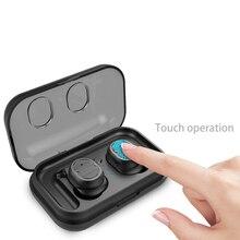 TWS-8 wireless/bluetooth earphones/headphones 3D stereo Bluetooth headsets waterproof earpiece/earbuds with microphone цена