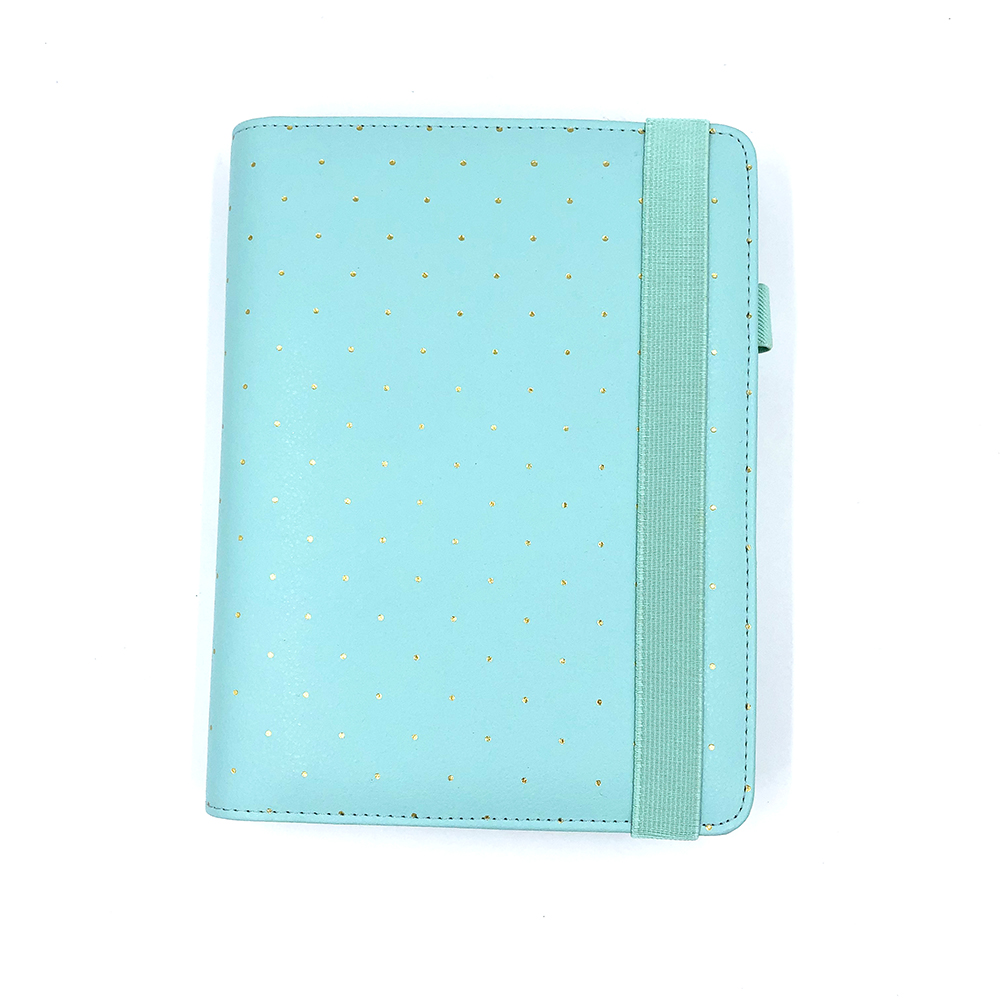 Fromthenon Macaron Mint A5 Spiral Notebook 2020 Personal Schedule Weekly Monthly Planner School & Office Supplies Stationery