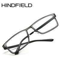 2017 High End TR90 Optical Frame Men Business Style Male Fashion Eye Glasses Frames Rectangle Reading