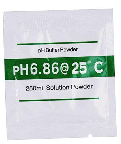 de ph, solução de calibração 4.00 6.86ph 15%, 20 peças