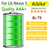 Aibike Mobile Phone Battery 3000mAh BL T9 For LG Google Nexus 5 E980 Nexus G D820