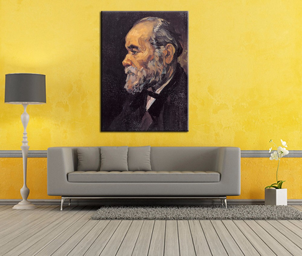 An Old Man December By Vincent Van Gogh 100% Hand Made Classical Oil ...