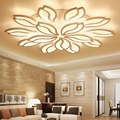 Открытый свет цветок дома и коммерческий Крытый светодиодный потолочный светильник для гостиной спальни комнаты для учебы прохода потолоч...