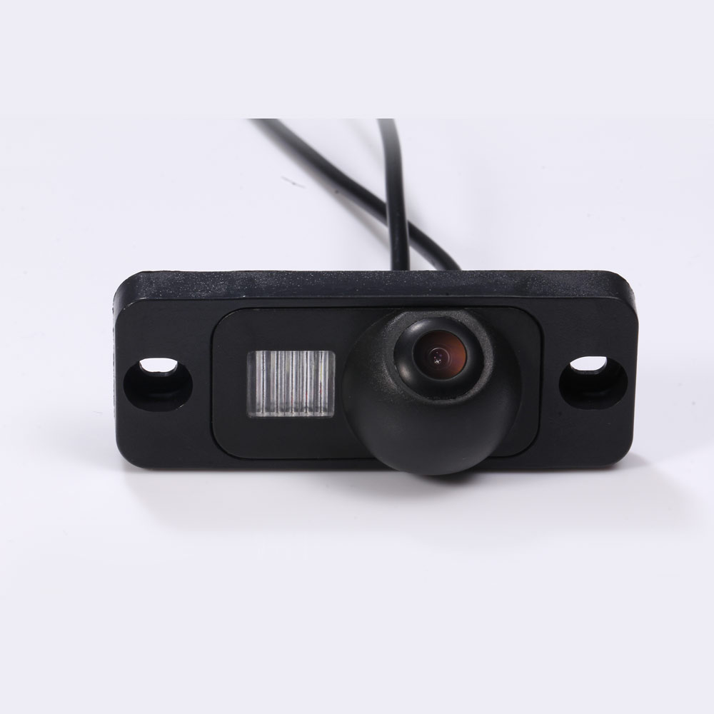 For Mercedes Benz M class W164 W163 car reverse rear view parking back camera waterproof HD