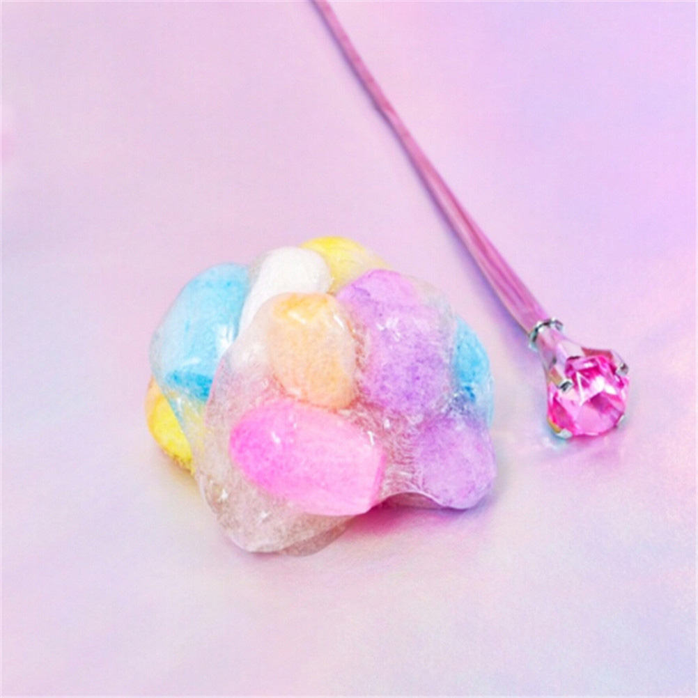 Novelty & Gag Toys 1pc Making Art Diy Craft For Children Adults Anxiety Cabinet Decor Relieves Stress Colorful Styrofoam Slime Foam Beads Durable Modeling Toys & Hobbies