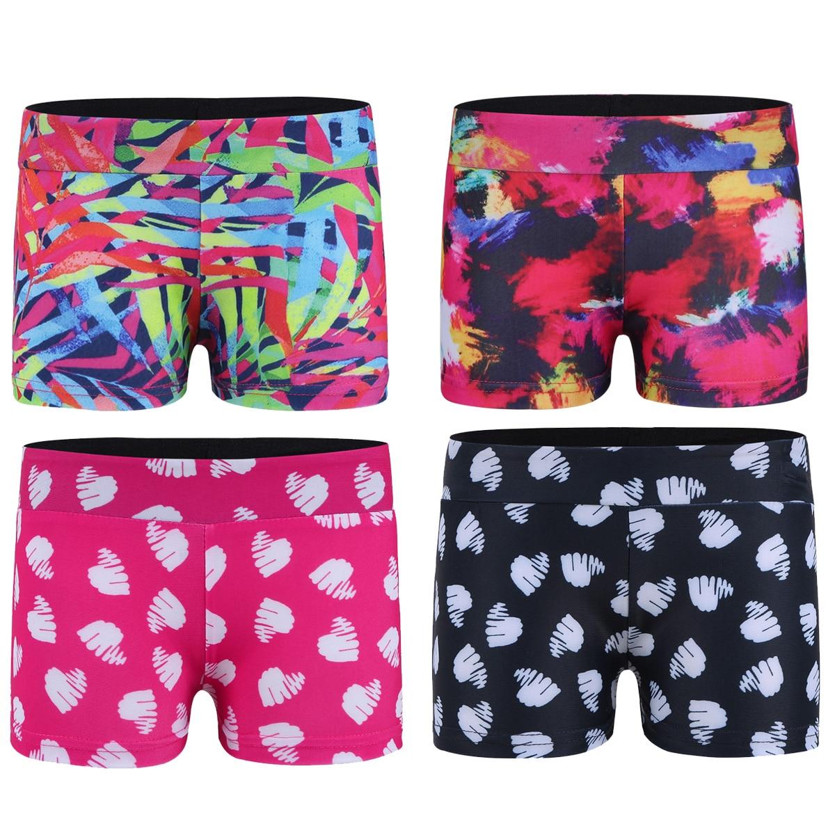 Girls Children Dance   Short   Pants Summer   Shorts   Child Kids Beach   Shorts   Casual Sport   Short   Swimming Gymnastic Workout Wear