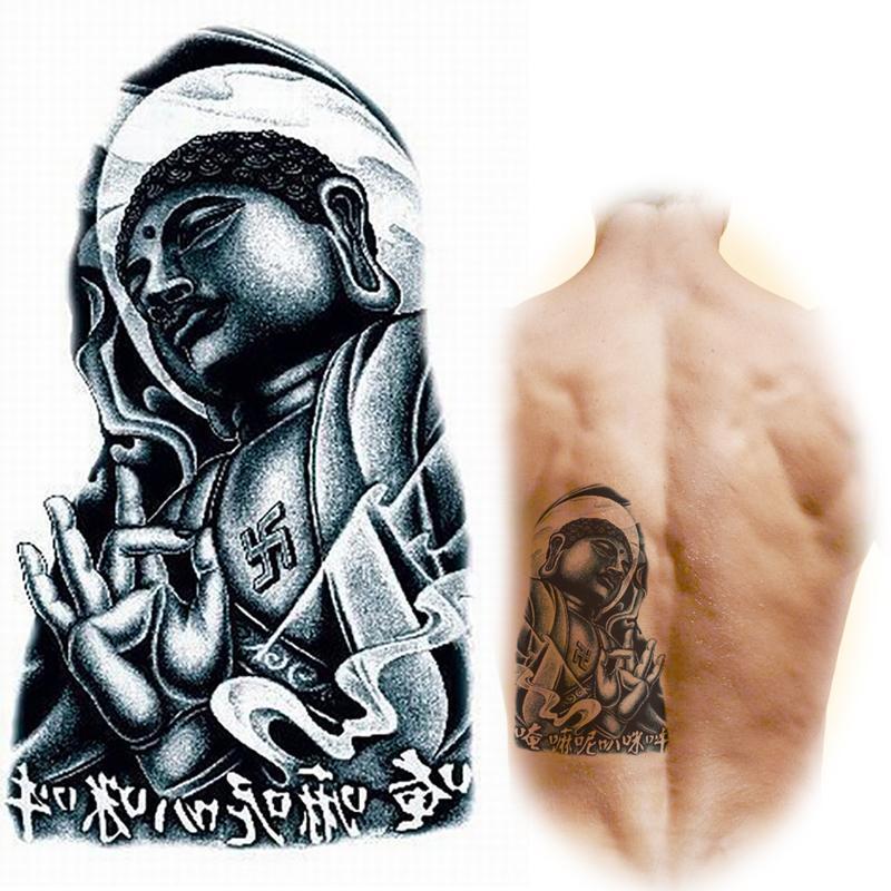 Temple de tatouage achetez des lots petit prix temple de tatouage en provenance de - Tatouage chinois homme ...
