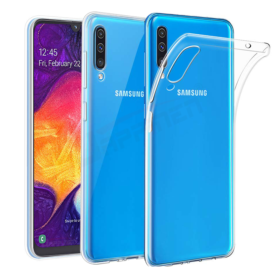 5086c7069bf Jappinen Transparent Soft TPU Case For Samsung Galaxy A50 A30 A40 A70 Phone  Case Silicone Cover For Samsung M30 M20 Clear Case