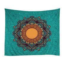Printed Hippie Indian Tapestry