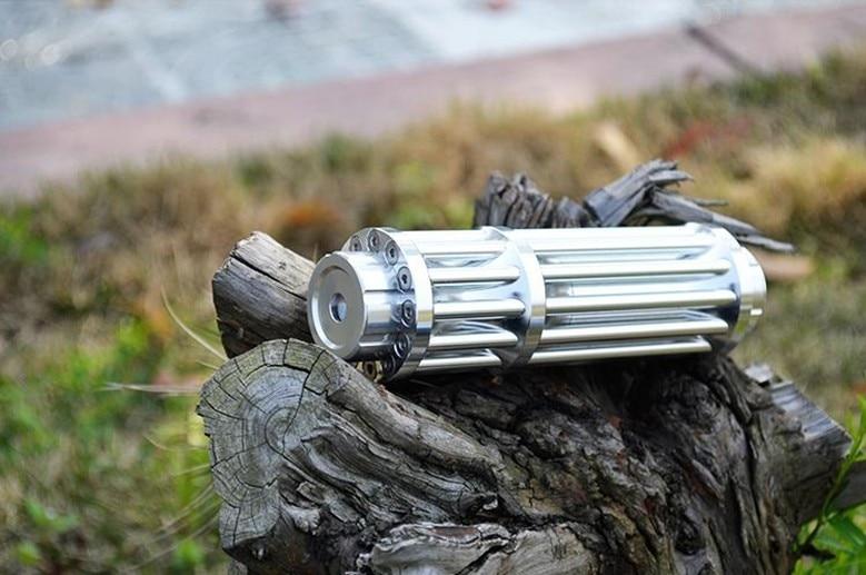 цена на High Power Blue Laser Pointer 50000mw 50W 450nm LAZER Burning Match Dry Wood/Candle/Black/Burn Cigarette+5 Caps+Glasses+Gift Box