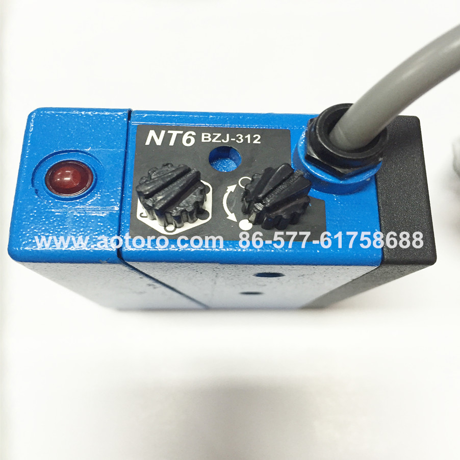 Photoelectric Switch Bzj 312 Two Colors Mark Sensor Auto Alarm In Way Switches From Lights Lighting On Alibaba Group