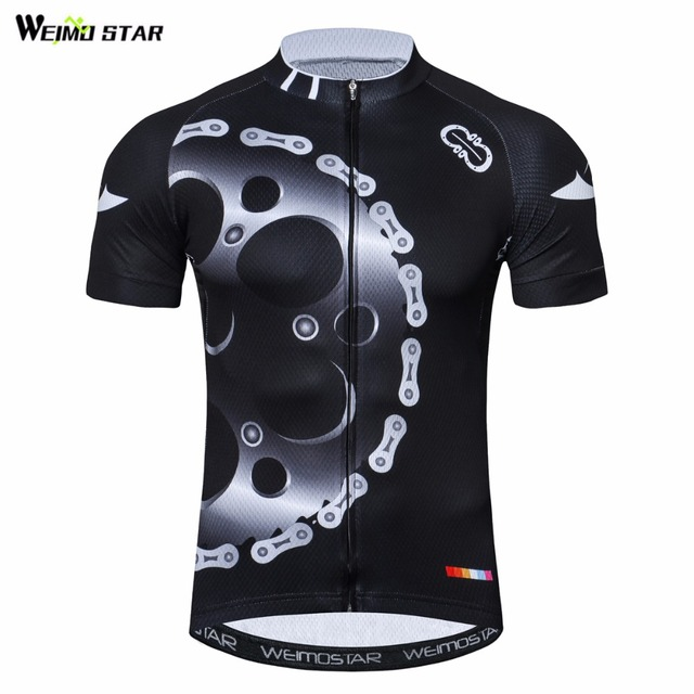 WEIMOSTAR Men cycling jersey shirts Mtb gear bicycle Clothing Short Sleeve  tops Outdoor Sport Ropa Maillot ciclismo bike clothes a05034004