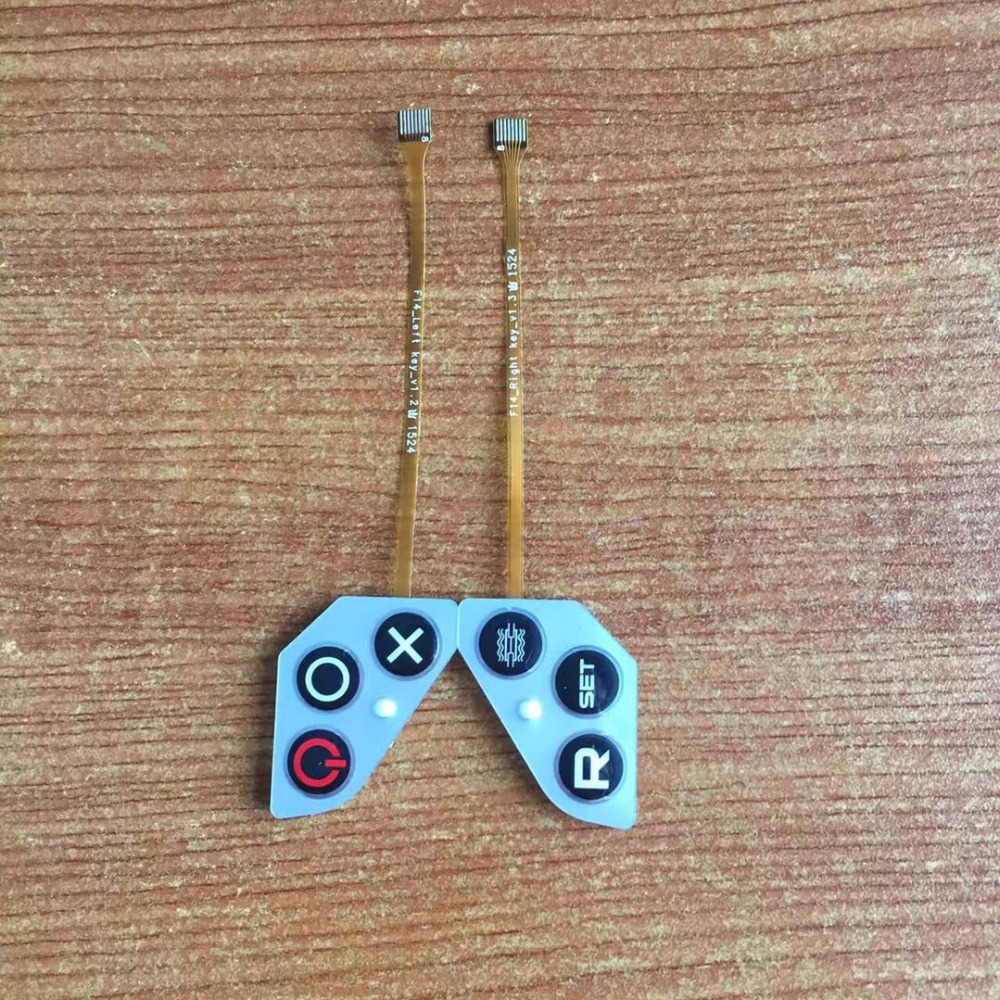 Original INNO IFS-15M IFS-15H fiber splicer keypad 1 PairOriginal INNO IFS-15M IFS-15H fiber splicer keypad 1 Pair