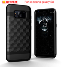 ФОТО 3d prism shockproof case for samsung s8 capa funda rugged hybrid armor cover for samsung galaxy s8 g950f coque etui kryt skal