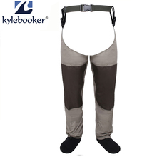 Breathable Stockingfoot Hip Wader Fishing  Thigh waders Hunting leg pants Waterproof trousers unisex plus 46 fishing waders leg pants super large synthetic leather boots thickening sole one piece fishing waders leg pants