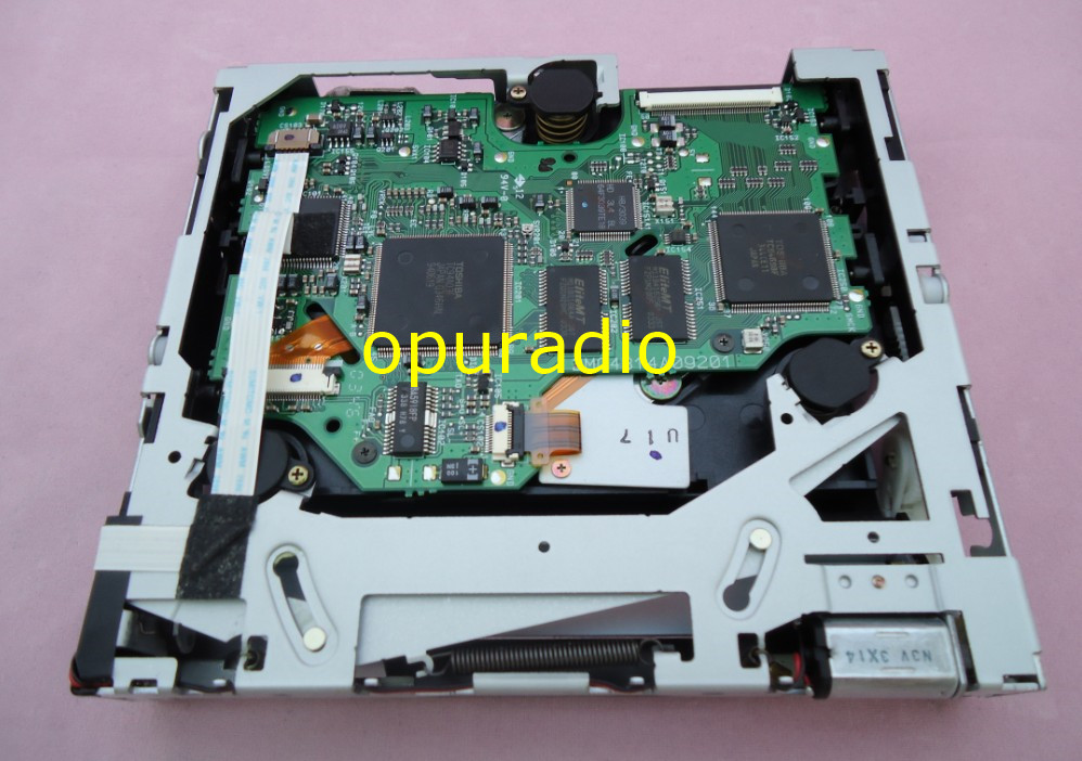 Hot selling Top quality original clarion DVD loader MDAJ03 TR3 Car DVD navigation mechanism