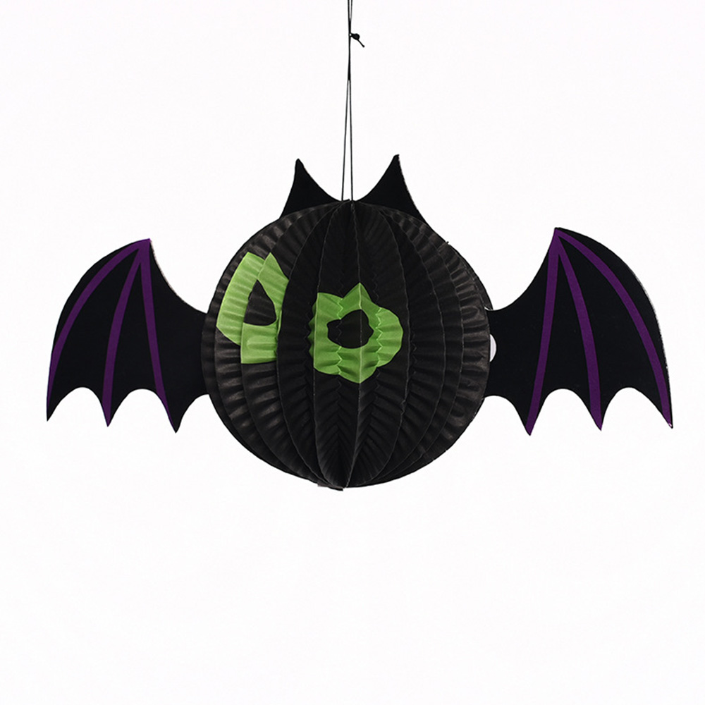 3 Pcs New Arrival Halloween Pumpkin Ghost Bat Spider Witch