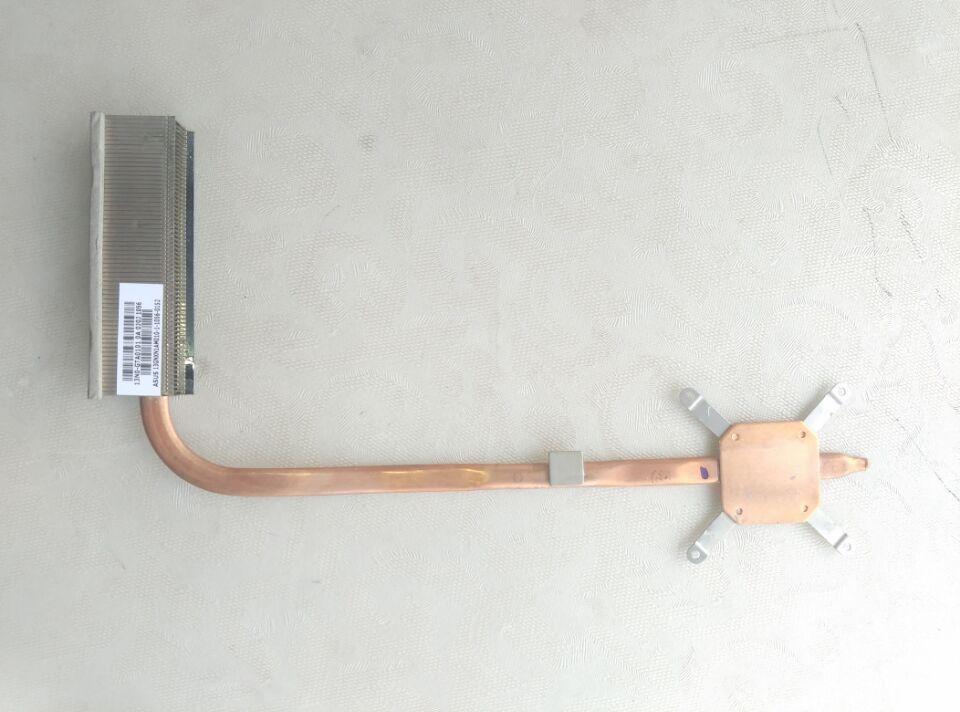 Original For asus laptop heatsink cooling fan cpu cooler K52 K52F A52F X52F P52F CPU heatsink