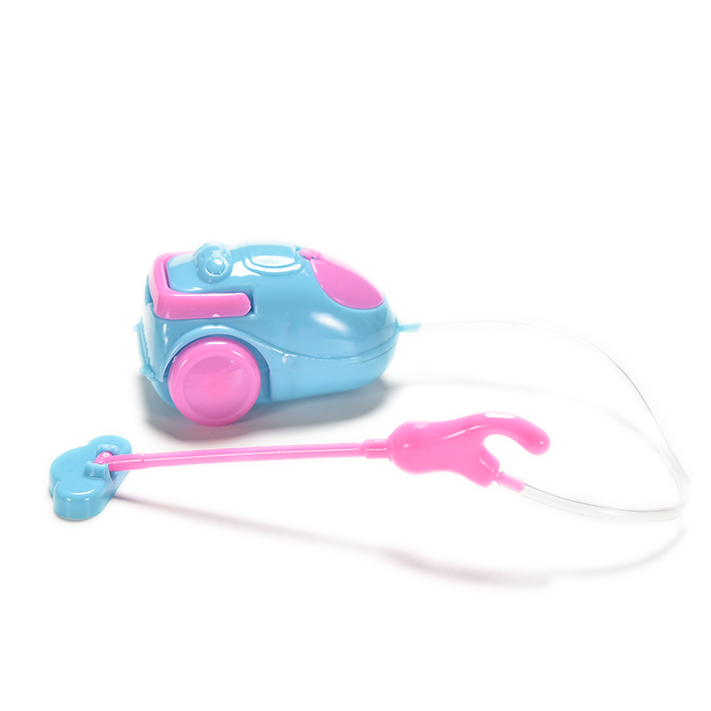 Mini aspirateur pour meubles de poupée mignon pour les enfants jouent maison poupée accessoires