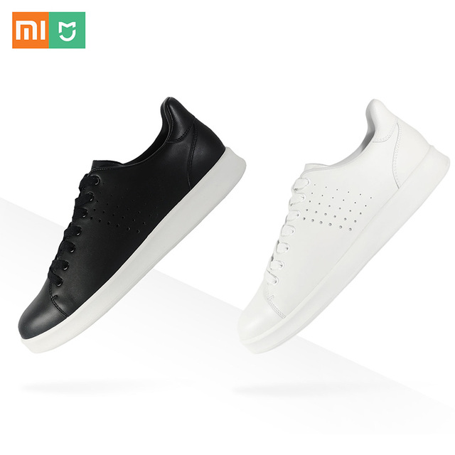 Xiaomi Mijia Time off Genuine Leather Shoes Up to date...