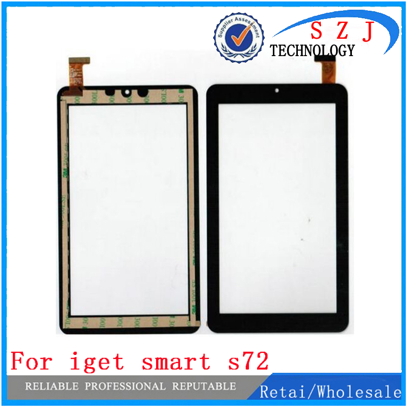 New 7'' Inch Tablet Pc Touch Screen For Iget Smart S72 Tablet Touch Panel Digitizer Glass Sensor Replacement Free Shipping