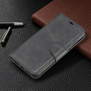 Image 2 - בציר עור מפוצל מקרה עבור Xiaomi Redmi 7 הערה 7 6 פרו 5 בתוספת 6a A2 lite ארנק Flip Kickstand כרטיס חריצי מגנט סגירת כיסוי