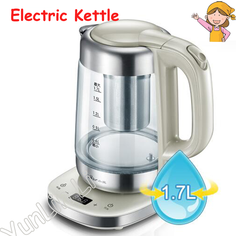Electric Kettle Water Heater Kettle 1.7L Electric Kettle Automatic Household Insulation Electric Kettle ZDH-A17J1 el kettle