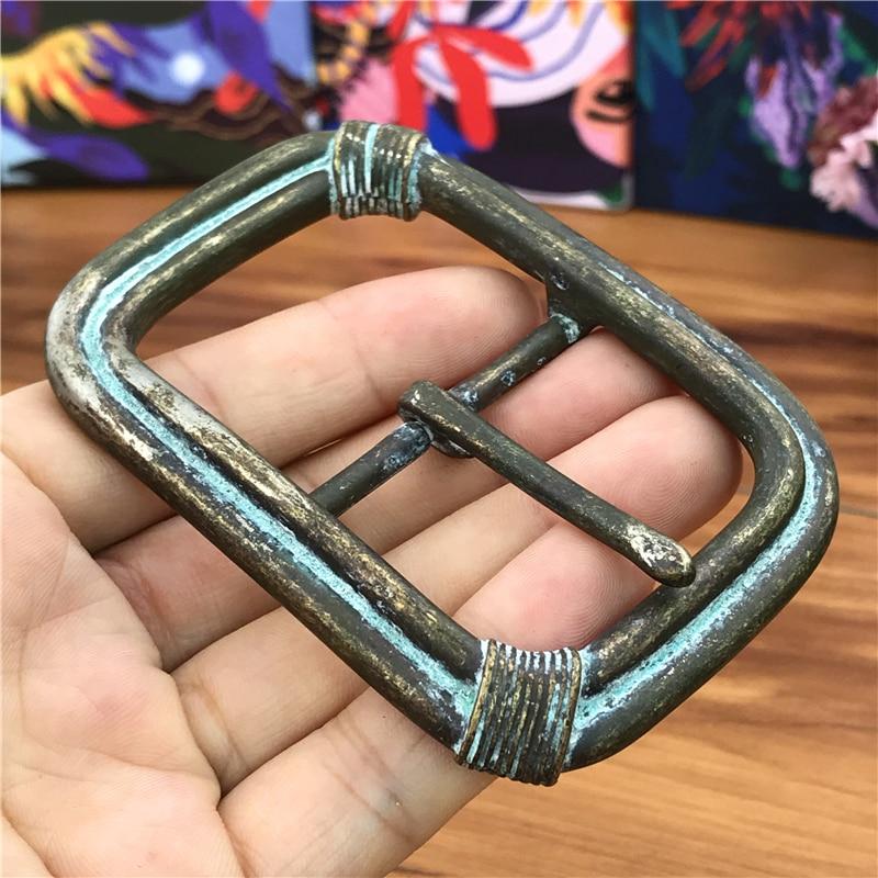 Vintage Belt Buckles For Men Pin Belt Buckle Leathercraft Accessories Men Belt Metal Buckle Belt Clip Boucle AK0043