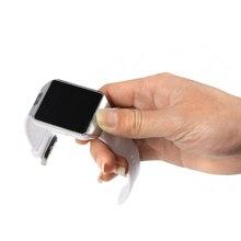 Solgo usable dispositivos dz09 smart watch apoyo sim tf tarjeta electrónica muñeca reloj teléfono para smartphone android smartwatch