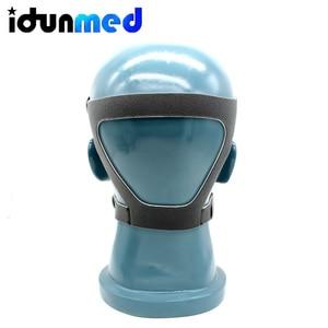 Image 5 - BMC CPAP BPAP APAP Full Face Mask S/M/L With Adjustable Strap For Sleeping Machine Sleep Apnea Anti Snoring Solution Treatment