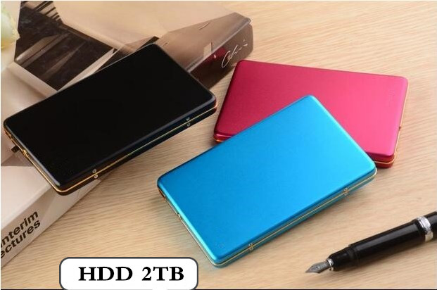 Eekoo New Hot 2019 External Hard USB2.0 High-speed HDD 2.5