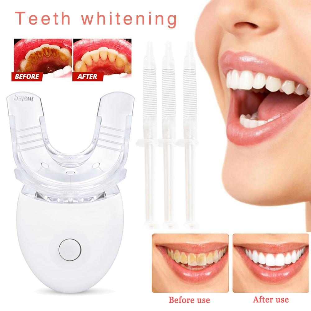 Teeth Whitening Light LED Bleaching Teeth Accelerator For Whitening Tooth Cosmetic Laser Women Beauty Health