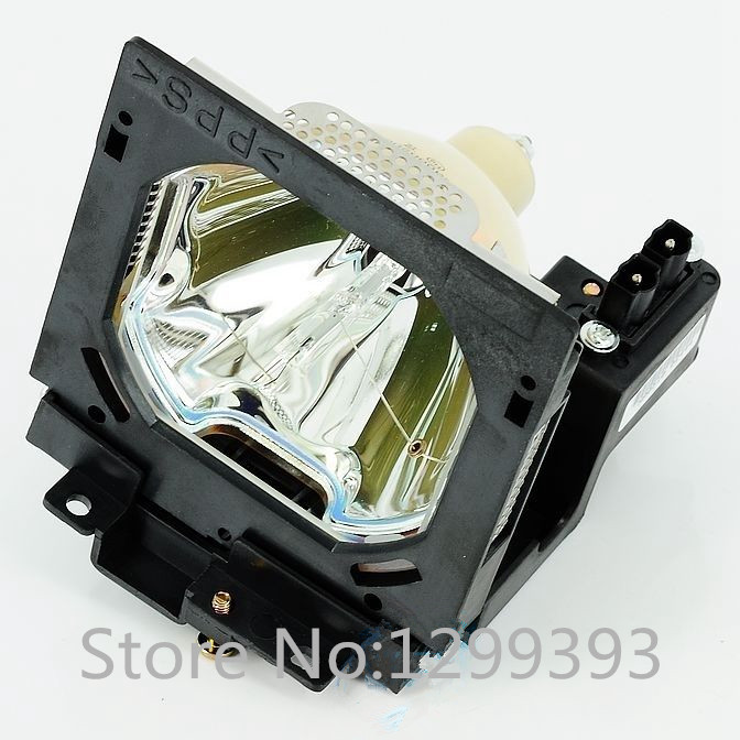 610-301-6047 / POA-LMP52   for SANYO PLC-XF35/XF35L  EIKI LC-X5/X5L Compatible Lamp with Housing Free shipping poa lmp129 for eiki lc xd25 projector lamp with housing