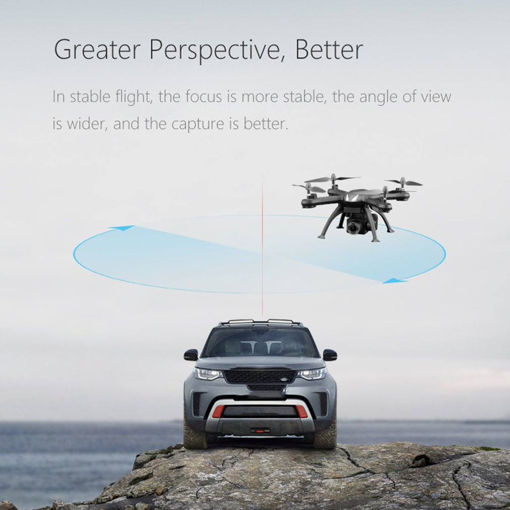 lowest price Mini Drone Wide Angle 4K 1080P WiFi FPV Camera Drone Height Holding Mode RC Foldable Quadcopter Drone Boy Toy Gift