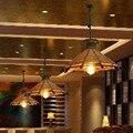 Criativo LED Edison Lâmpada Lustre Retro Corda Luz Do Vintage Pendente Sótão Vindima Luz Para Sala de Jantar Sala de estar