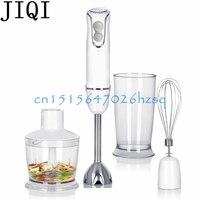 JIQI Hot Sale Multifunctional Household Electric Stick Blender Hand Blender Egg Whisk Mixer Juicer Meat Grinder