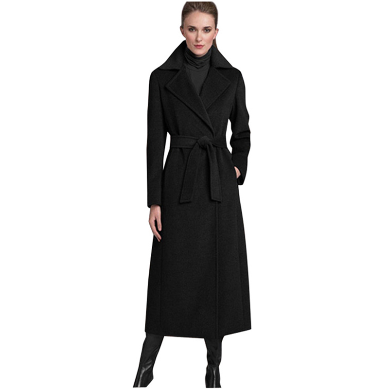 HIGH QUALITY New Fashion 2016 Runway Winter Coat Women's Long ...