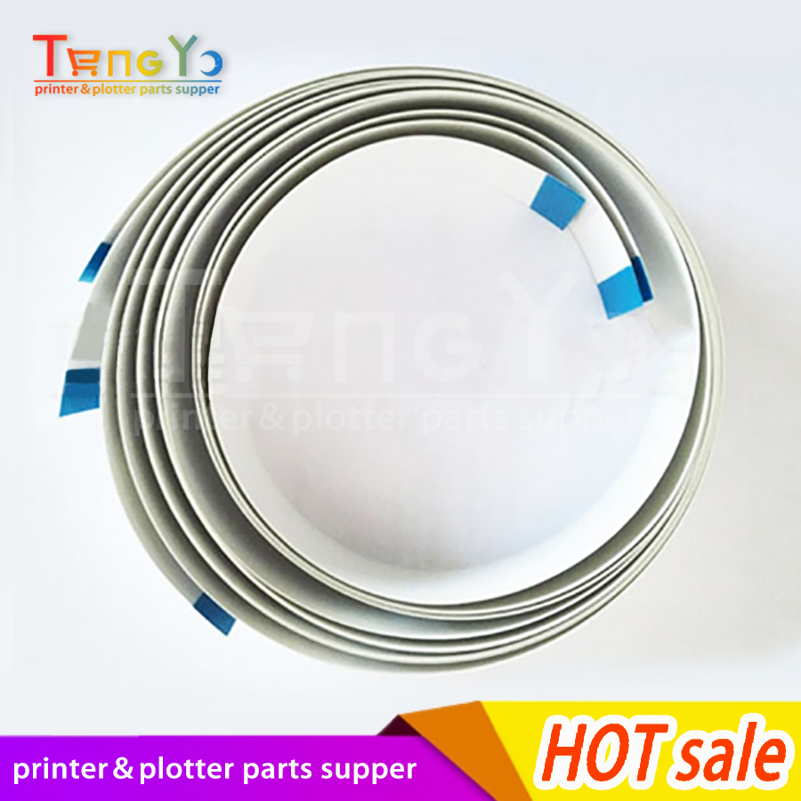 Free shipping 100% new oringnal for <font><b>HP100</b></font> 110 120 130 Trialing Cable 24 inch C7791-60305 plotter part on sale image