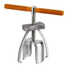 Icetoolz Bike Tools E291 extractor de rodamientos para BB30, BB86 BB92 para Campagnolo Ultra torque Bearing Cup 40 45mm Reparación de bicicletas