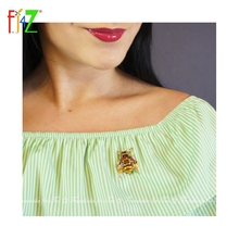 Pins Fashion Brooches Party-Accessories Bees Enamel Costume Lovely F.J4Z for Unusual