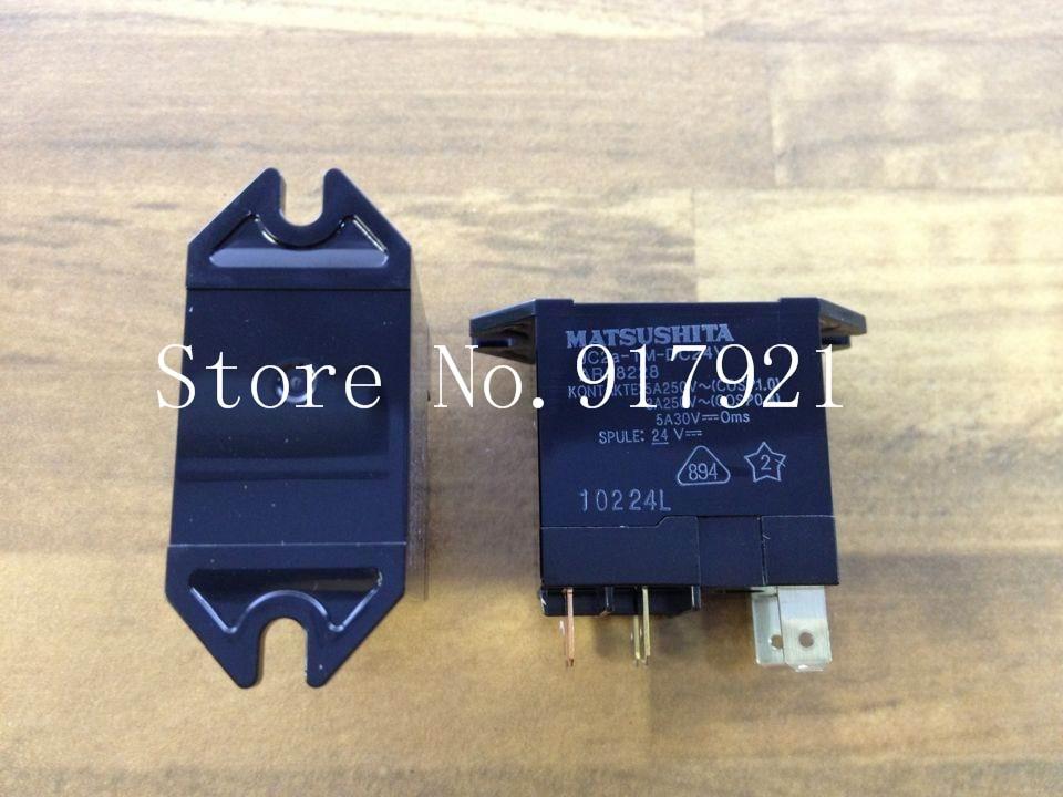 [ZOB] Original original JC2A-TM-DC24V original spot relay DC24V 6 feet to ensure genuine --10pcs/lot
