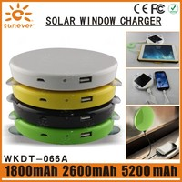 Portable And Durable Shenzhen Products Wholesale 5000mah Solar Battery Bank