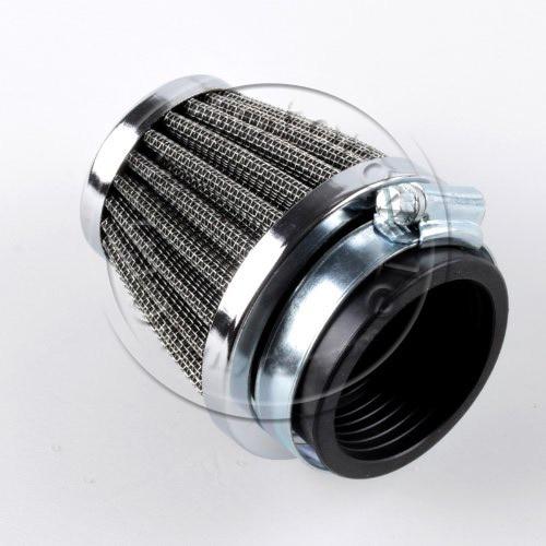 38mm Air Filter For Honda Kawasaki Suzuki Yamaha SYM PGO 50 110 125 ATV Pit Bike