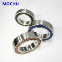 1pcs MOCHU 7206 7206C 2RZ HQ1 P4 30x62x16 Sealed Angular Contact Bearings Speed Spindle Bearings CNC