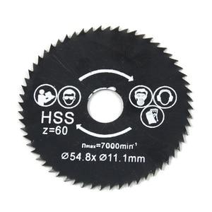 Image 5 - XCAN Out Diameter 54.8mm High Quality Mini Circular Saw Blade Wood Cutting Blade