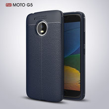 Male Female Phone Case For MOTO G5s Plus Solid Color Soft TPU Anti-wear Back Cover(China)