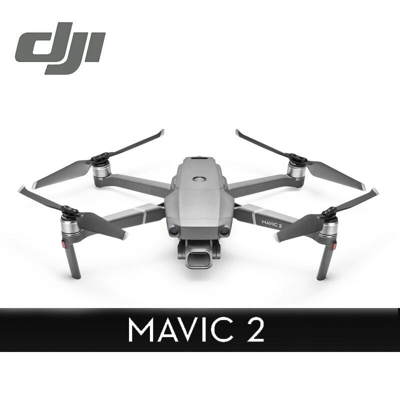 Mavic 2 Pro Zangão DJI Câmera Zoom Na Loja Hasselblad L1D-20c 1-polegada CMOS Sensor RC Helicóptero FPV Quadcopter pacote padrão