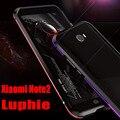 Для XIAOMI MI Примечание Роскошный Оригинальный Luphie Меч Алюминий Металлический Каркас Case для XIAOMI NOTE 2 MN201
